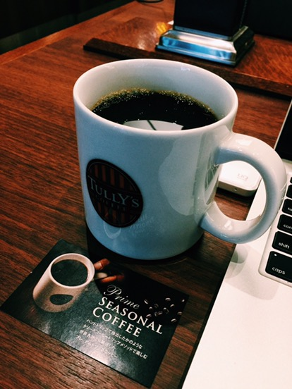 タリーズコーヒー・プライムシーズナルコーヒー・コスタリカドータ農協
