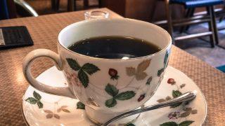 """昔懐かしい雰囲気漂う神田珈琲館で、""""グランデルバルコーヒー""""を飲んでみた"""